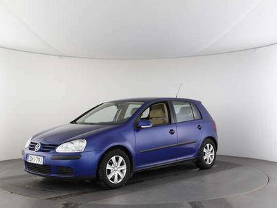 käytetty VW Golf Comfortline 1,6 FSI 85 kW 4d