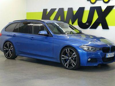 käytetty BMW 330 TwinPower Turbo A F31 Touring M-Sport / HUD / Shadowline /