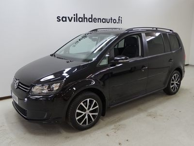 käytetty VW Touran Family Edition 1,6 TDI 77 kW (105 hv) BlueMotion Technology DSG-automaatti