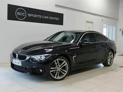 käytetty BMW 420 Gran Coupé F36 420i A xDrive Business Exclusive Edition M Sport ** 1.Om Suomi / HarmanKardon / L