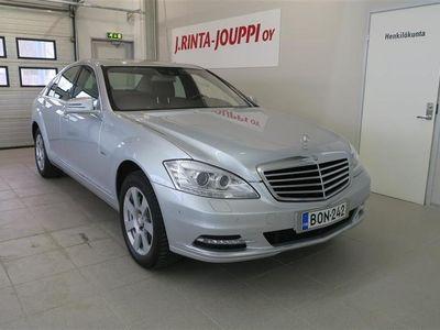 käytetty Mercedes S350 CDI BE Facelift *Harman Kardon, Kamera, Ils, Kattoluukku, Ilmajousitus*