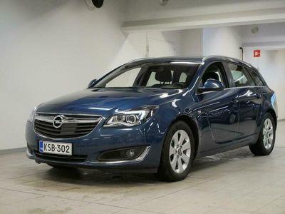 käytetty Opel Insignia Sports Tourer Edition 1,6 CDTI 100kW AT6
