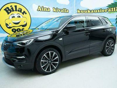 """käytetty Opel Grandland X Executive 300 PHEV AWD A8 // Kuin uusi // Tehdastakuu // Huikeat varusteet! - """"NYT HULLUT AVAJAISTARJOUKSET, KATSO!"""""""