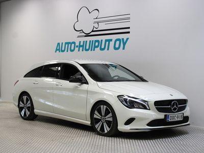 käytetty Mercedes 200 CLA-sarjad A Shooting Brake Premium Business *** Juuri tullut / 1-Omisteinen / PA-Lisälämmitin / Led-ajovalot ***