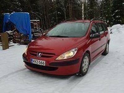 käytetty Peugeot 307 hdi 2.0