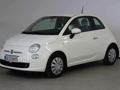 käytetty Fiat 500 Pop 1,2 8v 69hv S&S Bensiini