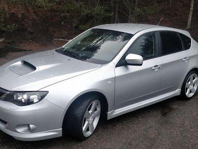 käytetty Subaru Impreza 2009, juuri katsastettu,huoltokirja