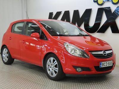 käytetty Opel Corsa 5-ov Sport 1,4 Twinport 66kW/90hv M5