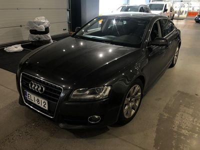 käytetty Audi A5 Sportback Business 2,0 TFSI 155 kW quattro S tronic Öljyremppa tehty /