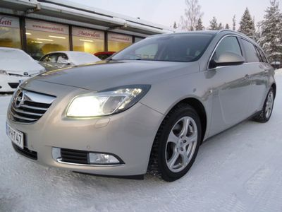 käytetty Opel Insignia 2.0 CDTI 118 COSMO BL SPORTS TOURER Aut.