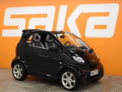 käytetty Smart ForTwo Cabrio Fortwo 2D BRABUS