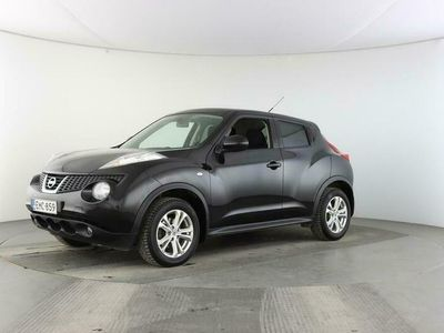 käytetty Nissan Juke 1,6L Acenta 2WD 5MT 17 Sport Connect IMS