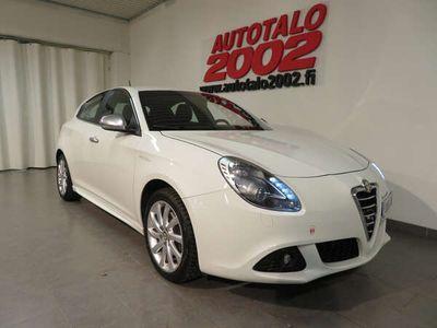 käytetty Alfa Romeo Giulietta 1.4 Multiair 170hv Korko 0,99%
