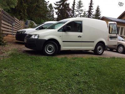 käytetty VW Caddy 2,0 Ecofuel-09