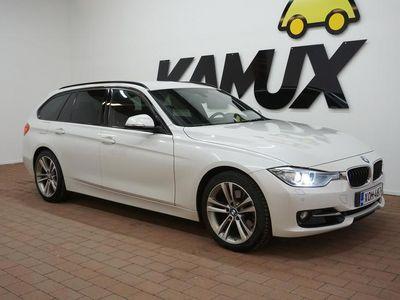 käytetty BMW 330 F31 Touring TwinPower Turbo A xDrive **HELMIÄISVÄRI / PRO NAVI / SPORTTIPENKIT**