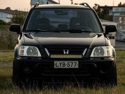 käytetty Honda CR-V 4x4