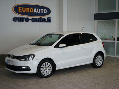 käytetty VW Polo Van Trendline 1,4 TDI 55 kW (75 hv) BlueMotion Technology 2-ovinen ALVILLINEN PAKU, WEBASTO, CRUISE, BLUETOOTH, AUX