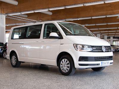 käytetty VW Caravelle Comfortline pitkä 2,0 TDI 110 kW 4Motion 1+8