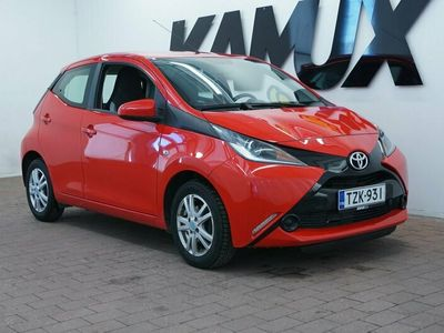 käytetty Toyota Aygo 1,0 VVT-i x-play x-shift 5ov