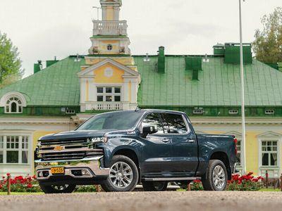 käytetty Chevrolet Silverado Silverado 15005.3 V8 EcoTech LTZ Z71
