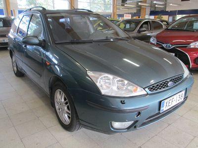 käytetty Ford Focus 1.6 Ghia STW AUTOM