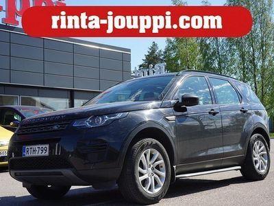 käytetty Land Rover Discovery Sport 2,0 TD4 150 SE A Business - Suomiauto, Vetokoukku, Webasto