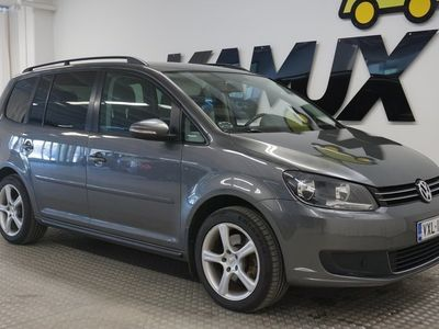 käytetty VW Touran TouranMonikäyttöajoneuvo (AF) 4ov 1390cm3