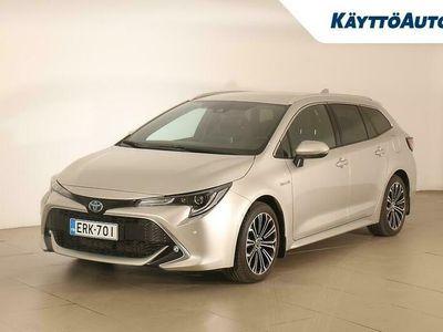 käytetty Toyota Corolla Touring Sports 1,8 Hybrid Style