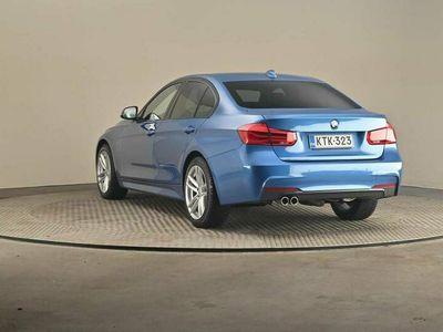 käytetty BMW 320 3 Serie F30 Sedan d A xDrive Edt M Sport -Hieno yksilö-