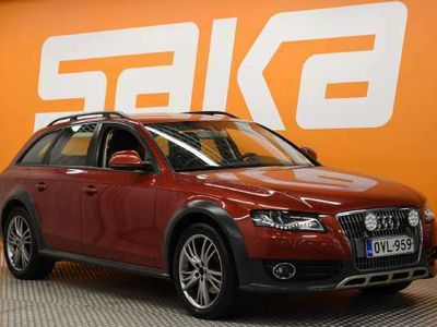 käytetty Audi A4 Allroad A4 Allroad Quattro Quattro 3l diesel tulossa