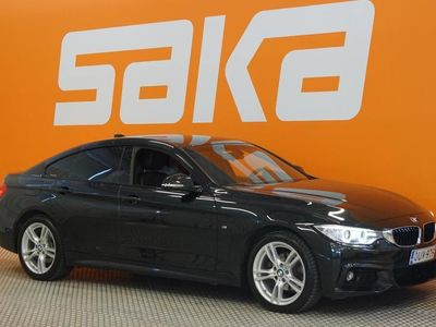 käytetty BMW 420 Gran Coupé F36 420d A Business xDrive Navi Edition M-SPORT 190HV ** Suomiauto / Nahkasportit / Navi
