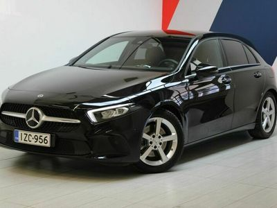 käytetty Mercedes A220 d 4Matic A Business Style. // Burmester-Soundsystem / Täysin digitaalinen näyttö / Kuin uusi!/