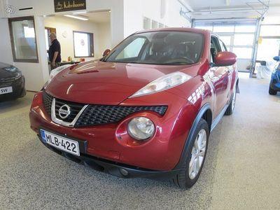 käytetty Nissan Juke