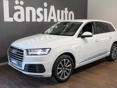 käytetty Audi Q7 3,0 V6 TDI 200 kW quattro tiptronic **S-line, Webasto, Navi** **** Tähän autoon on saatavilla LänsiA