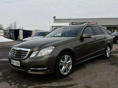 käytetty Mercedes E350 CDI BE T Avantgarde A