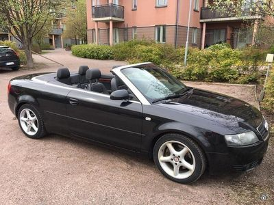 käytetty Audi A4 Cabriolet
