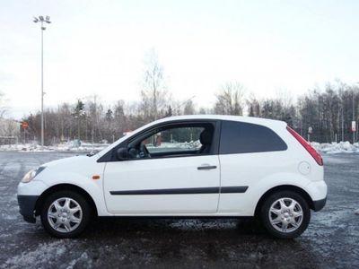 gebraucht Ford Fiesta VAN