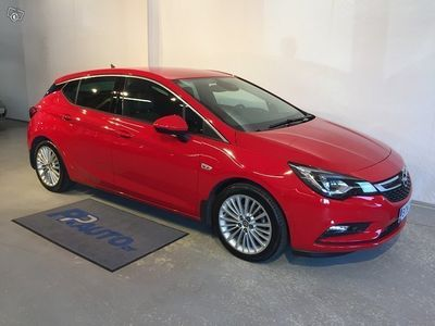 käytetty Opel Astra 5-ov Innovation 1,4 T ecoFLEX S/S, Korko 1,9% ja 3kk lyhennysvapaata - Korko 0%* + kulut! Takuu 5 v