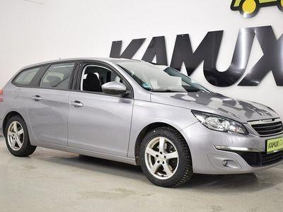käytetty Peugeot 308 2.0 HDi 150 Aut. / UUDET NASTAT / JUURI HUOLLETTU / NAVI