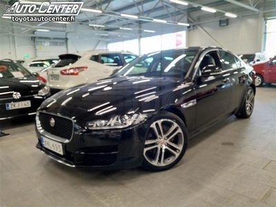 käytetty Jaguar XE