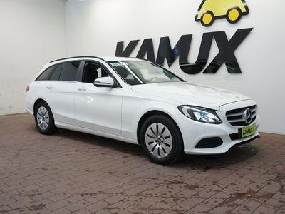 käytetty Mercedes C220 d T A Premium Business
