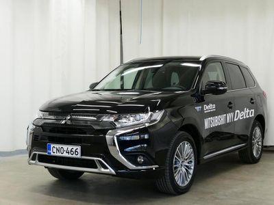 käytetty Mitsubishi Outlander P-HEV Invite Plus 4WD 5P
