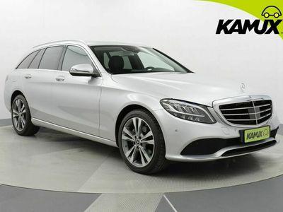käytetty Mercedes C220 d T A Business Avantgarde Tulossa myyntiin // Distronic plus / Digimittaristo / 1