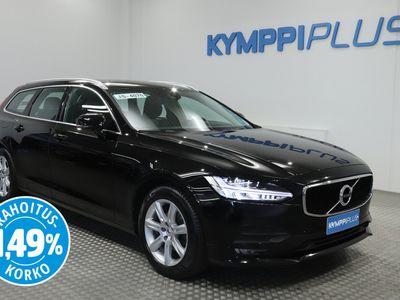 "käytetty Volvo V90 CC D3 AWD Business Advanced aut - ** RAHOITUSKORKO 1,49% ** - * 12,3"" Digimittari / VOC / A / Koukku / Webasto / Keyless *"