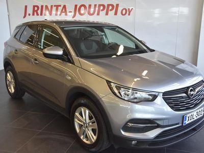 käytetty Opel Grandland X Enjoy 1,2 Turbo 130hv Aut