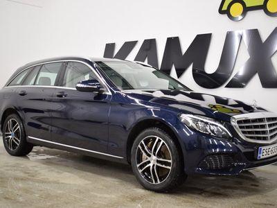 käytetty Mercedes C350e T A Premium Business / Urheiluistuimet / Burmeisterin huippuhifit / Näyttävä mersu ! / Naviga