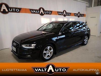 käytetty Audi A4 Avant TDI Edition 2,0 TDI 140 Q S tronic S-Line *Eber* Xenon* Sähköluukku*