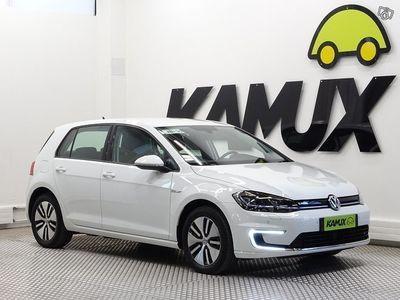 käytetty VW Golf e-Golf 100 kW #NAVI #ALV #LÄMM.TUULILASI