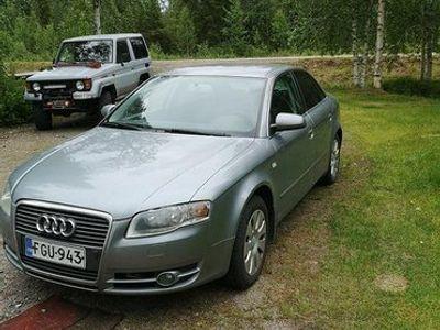 käytetty Audi A4 2.0tdi