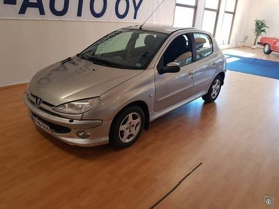 käytetty Peugeot 206 XR 1,4 5d